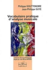 Vocabulaire pratique d'analyse musicale laflutedepan