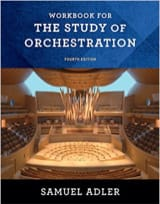Samuel ADLER - Workbook for the study of orchestration - 4th edition - Book - di-arezzo.co.uk