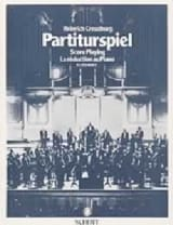 Heinrich Creuzburg - Partiturspiel, Bd 4 - Libro - di-arezzo.es
