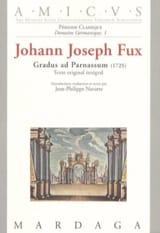 Johann Joseph FUX - Gradus ad Parnassum - Full original text - Book - di-arezzo.co.uk