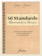 50 Standards Renaissance et Baroque laflutedepan.com