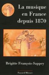La musique en France depuis 1870 laflutedepan.com