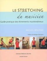 Le stretching du musicien Michel BOUTAN Livre laflutedepan.com