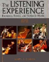 James P. O'Brien - The listening experience : elements, forms, and styles in music - Livre - di-arezzo.fr