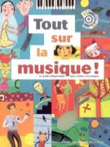 Tout sur la musique Michaël ROSENFELD Livre laflutedepan.com