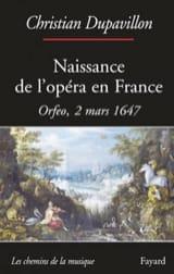 Naissance de l'opéra en France : Orfeo, 2 mars 1647 laflutedepan.com