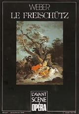 Avant-scène opéra (L'), n° 105-106 : Le Freischütz - laflutedepan.com