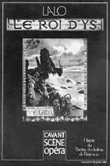 Avant-scène opéra (L'), n° 65 : Le roi d'Ys - laflutedepan.com