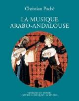 La musique arabo-andalouse Christian POCHÉ Livre laflutedepan.com