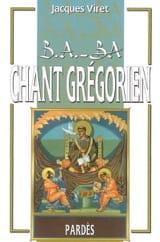 Chant grégorien Jacques VIRET Livre Les Epoques - laflutedepan.com