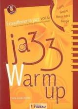 Jazz warm up : échauffements jazz vocal pour les choeurs et la classe - laflutedepan.com