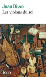 Les violons du roi - Jean DIWO - Livre - laflutedepan.com