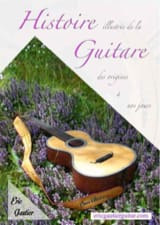 Histoire illustrée de la guitare des origines à nos jours laflutedepan.com