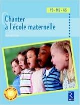 Chanter à l'école maternelle Eric METIVIER Livre laflutedepan.com