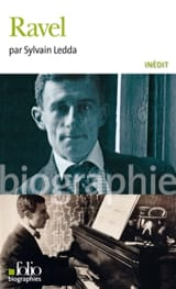 Ravel - Sylvain LEDDA - Livre - Les Hommes - laflutedepan.com