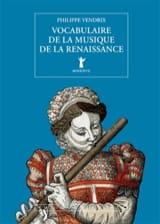 Vocabulaire de la musique de la Renaissance laflutedepan.com