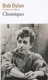 Chroniques Bob DYLAN Livre Les Oeuvres - laflutedepan.com