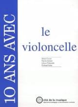 10 ans avec le violoncelle Collectif Livre laflutedepan.com