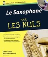 Le saxophone pour les nuls laflutedepan.com
