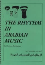 The Rhythm in Arabian Music Herman RECHBERGER Livre laflutedepan.com