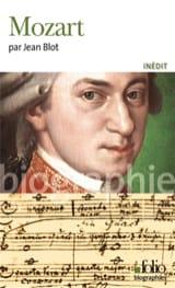Mozart Jean BLOT Livre Les Hommes - laflutedepan.com