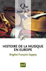 Histoire de la musique en Europe laflutedepan.com