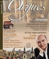 Revue - Orgues Nouvelles, n° 36 - Printemps 2017 - Livre - di-arezzo.fr