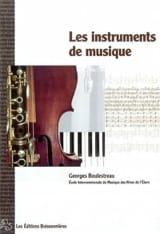 Les instruments de musique : livret accompagné d'un disque compact - laflutedepan.com