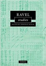 Ravel studies MAWER Deborah ed. Livre Les Hommes - laflutedepan.com