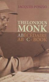 Thelenious Monk - Abécédaire : A B C - Book laflutedepan.com