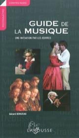 Guide de la musique : une initiation par les oeuvres - laflutedepan.com