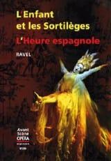 Avant-Scène Opéra (L'), n° 299 : L'enfant et les sortilèges / L'heure espagnole laflutedepan.com