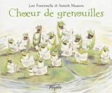Choeur de grenouilles FOCCROULLE Luc / MASSON Annick laflutedepan.com