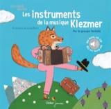 Les Instruments de la musique klezmer HOAREAU Livre laflutedepan.com