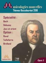 Musicologies nouvelles - Thèmes Baccalauréat 2018 - Livre - di-arezzo.fr