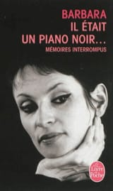 Il était un piano noir... : mémoires interrompus - laflutedepan.com