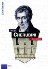 Luigi Cherubini Marc VIGNAL Livre Les Hommes - laflutedepan.com