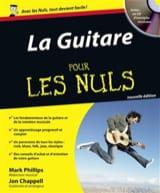 La guitare pour les nuls - Mark PHILLIPS - Livre - laflutedepan.com