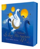 Le lac des cygnes - TCHAÏKOVSKY Piotr Ilitch - laflutedepan.com