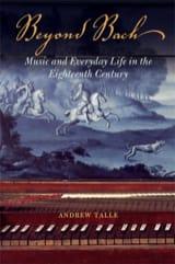 Beyond Bach Andrew TALLE Livre Les Epoques - laflutedepan.com