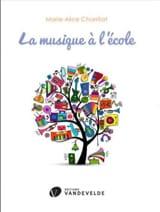 La musique à l'école CHARRITAT Marie-Alice Livre laflutedepan.com