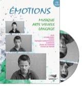 Collectif - Emociones: música, artes visuales, lenguaje - Libro - di-arezzo.es