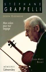 Mon violon pour tout bagage - Stéphane GRAPPELLI - laflutedepan.com