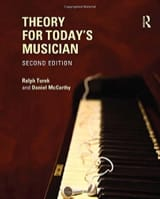 Theory for today's musician - laflutedepan.com