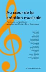 Au coeur de la création musicale : paroles de compositeurs - laflutedepan.com