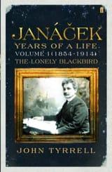 Janacek : years of a life, volume 1 (1854-1914) - laflutedepan.com