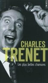 Les plus belles chansons - Charles TRÉNET - Livre - laflutedepan.com