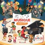 La musique - COLLET Émilie / POP Charlie - Livre - laflutedepan.com