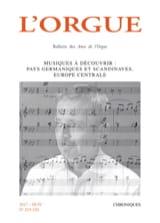 L'orgue, n° 319-320 - Revue - Livre - laflutedepan.com