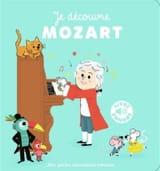 Je découvre Mozart - Charlotte ROEDERER - Livre - laflutedepan.com